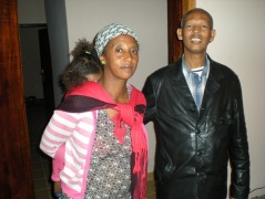 Brother Jemal & His Wife